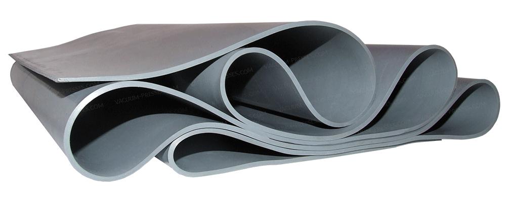 Natural rubber membrane NR-40 Grey