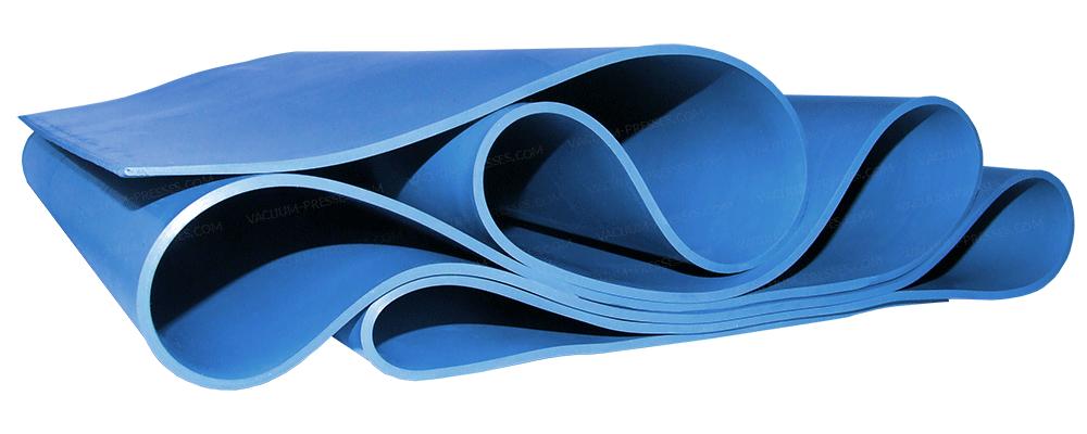 Silicone membrane SM-45 Blue