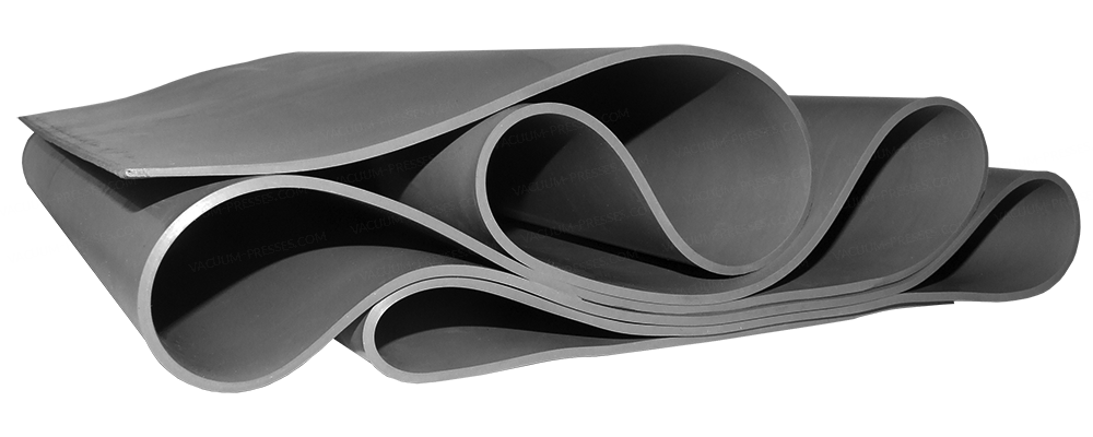 Silicone membrane SM-55 Grey