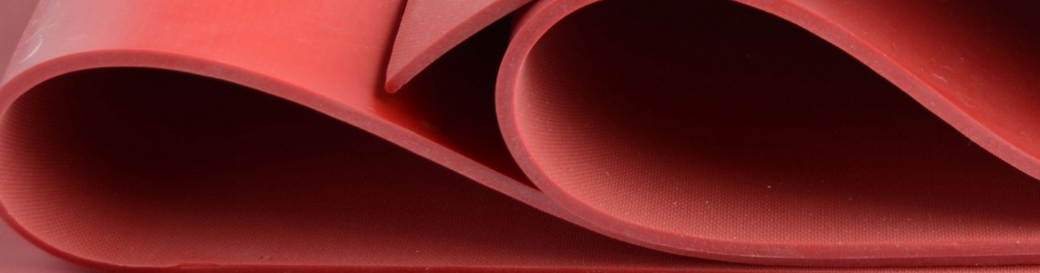 Natural rubber membranes NR 40 Red