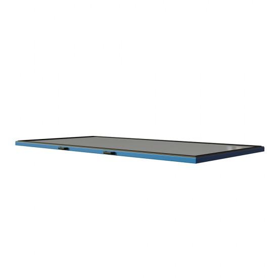 Top membrane frame for vacuum press 3000 x 1300 mm | TMF-3000-1300-50-NR-2,5