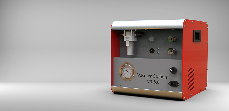 Vacuum station VS-8.8